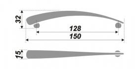 Схема ручки RS007SC.4/128