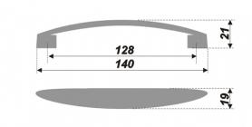 Схема ручки RS012CP.4/128