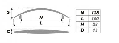 Схема ручки RS014GP.4/128
