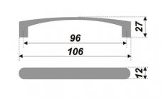 Схема ручки RS015SC.4/96