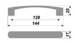 Схема ручки RS017CP.4/128