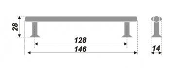 Схема ручки RS026CP.4/128