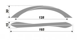 Схема ручки RS037CP.4/128