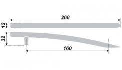Схема ручки RS151GP.4/192