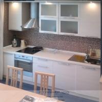 Маленькая кухня в современном стиле фото