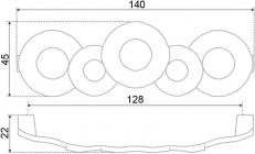 Схема ручки RS190CP.4/128