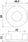 Схема ручки RS190CP.4/32