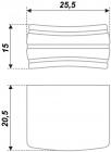 Схема ручки RC416DBL.4