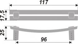 Схема ручки RS408CP/CrT.4/96