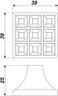 Схема ручки RC422CP/CrT.4