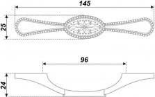 Схема ручки RS426BAB.5/96