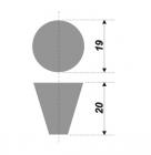 Схема ручки RC012CP.4