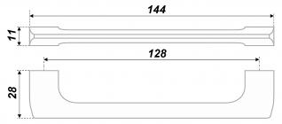 Схема ручки RS038SC.4/128