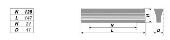 Схема ручки RS057AL.4/128