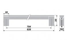 Схема ручки RS060AL.16/784