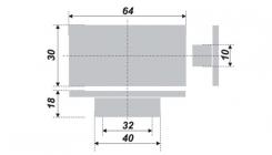 Схема ручки RS073CP.5/32