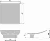 Схема ручки RS079SC.1/32