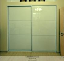 Двери шкафа-купе перегородка фото