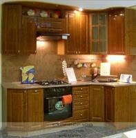 кухня мдф Ольха
