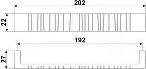 Схема ручки RS181SN.4/192