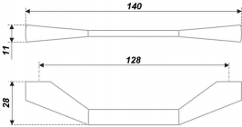 Схема ручки RS186SN.4/128