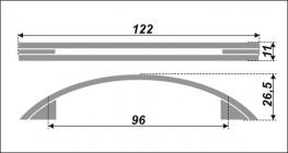 Схема ручки RS217BSN.4/96