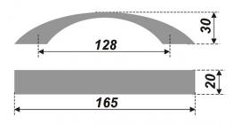 Схема ручки RS227BSN.4/128