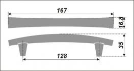 Схема ручки RS231CP.4/128
