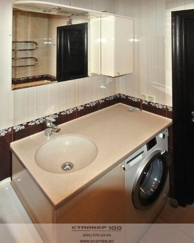 Мебель для ванной Ivory. фото
