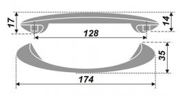 Схема ручки RS248BSN.4/128
