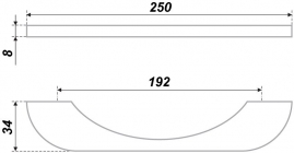 Схема ручки RS258SC.4/192