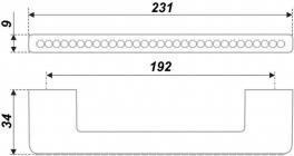 Схема ручки RS429CP/CrT.4/192