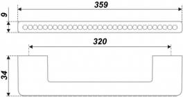 Схема ручки RS429CP/CrT.4/320
