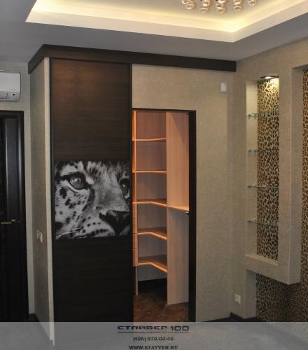 Шкаф- гардеробная фото