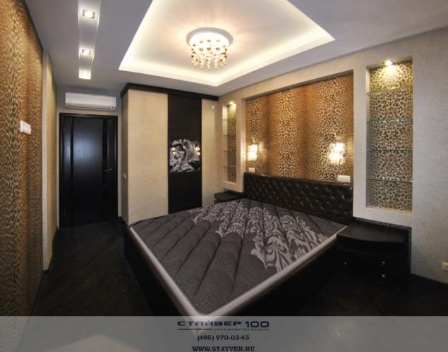 Стильная спальня Leopard