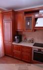 Кухня из дерева. Вид2