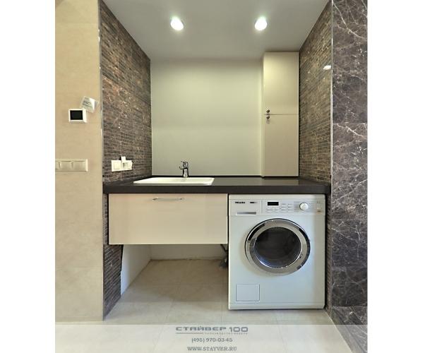 Фото подвесной мебели для ванной на заказ