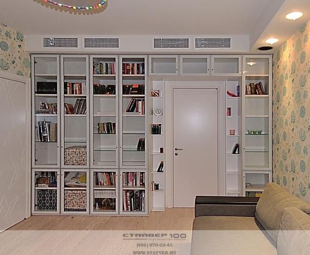Современная библиотека Optiwhite