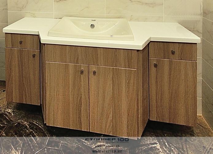 мебель для большой ванной комнаты