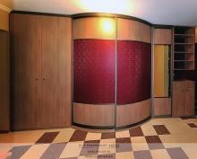 Радиусный шкаф Гобелен Бардо