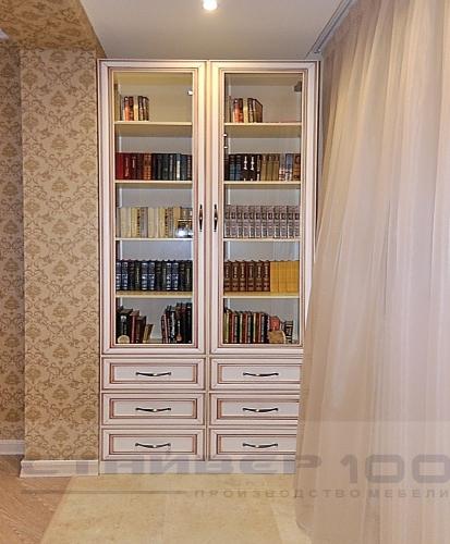 Шкаф-библиотека Афина