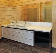 Мебель для большой ванной