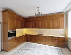 Кухня Дуб светлый