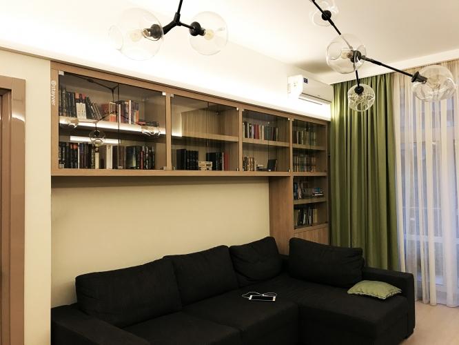 Книжные шкафы из тамбурата