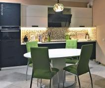 Кухня из TSS Cleaf Миллениум