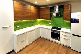 Современная кухня из TSS Cleaf