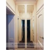 Зеркальный шкаф с хрусталиками
