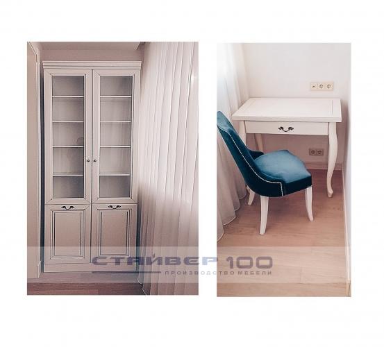 Стол и шкаф на балкон