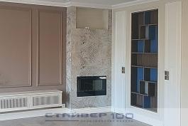 Встроенный шкаф-стеллаж
