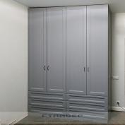 Распашной шкаф Дуб Азур